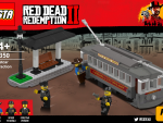 RDR2 Lego Set Streetcar Distraction
