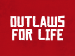 Outlaws Logo Textured