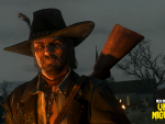 Marston dons the new Legend of the Apocalypse