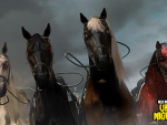 Behold – the Four Horses of the Apocalypse