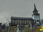 Blackwater church - soon to be teeming with undead